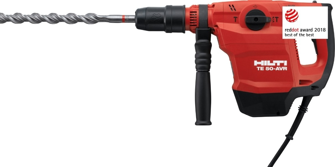 Hilti récompensé par le Red Dot Design Award