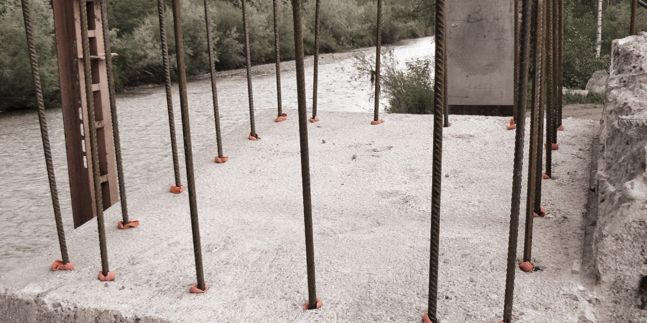 Hilti post installed rebar HIT-RE 500 column extensions