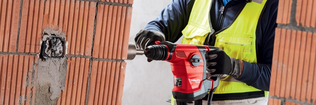 Hilti drilling and demolition training