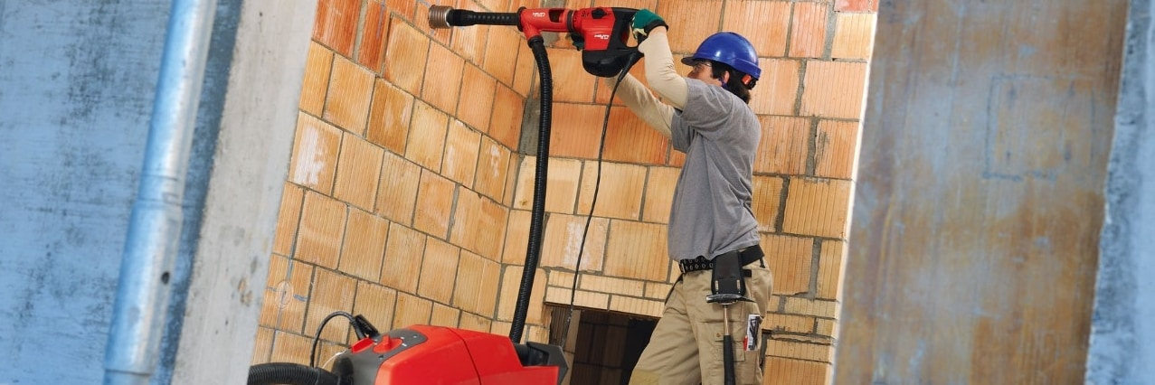 Hilti dust removal system (DRS) TE DRS-Y