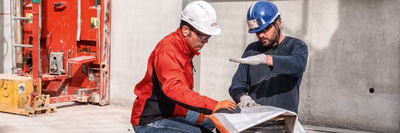 Hilti engineering judgements
